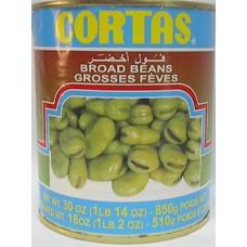 Cortas Green Fava 30 Oz