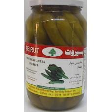 Cucumber Pickles Beirut 900g