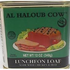 Al Haloub Luncheon Beef 12oz