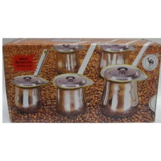 Coffee Pots Stainless 5pcs