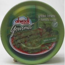Green Bean W Tomato Alwadi 9.7oz
