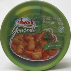 White Beans W Tomato Alwadi 9.7oz