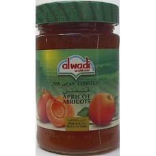 Alwadi Apricot Jam 26oz