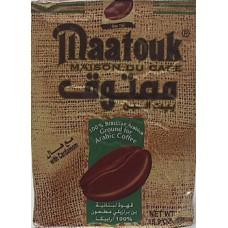 Maatouk Coffee W Card 16oz