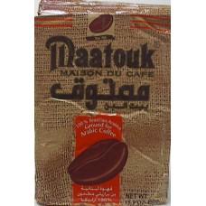 Maatouk Coffee Plain 16oz