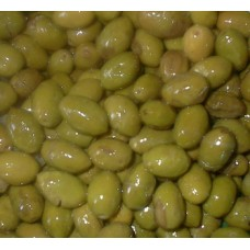 lebanese green olives 1 lb