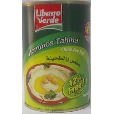Hommos Tahini Green Lebanon 15 Oz