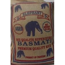 Basmati Rice Elephant 10 Lb