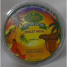 Pitted Deglet Nour Date 2 Lb