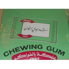 Shaarawi Gum Fruit 100 Pcs