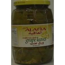 Grape Leaves Alafia 16 Oz