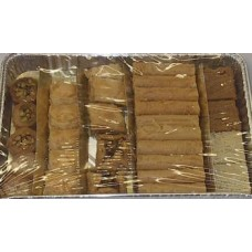assorted baklava tray large