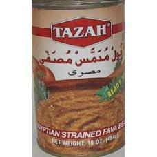 Foul Tazah Egyptian Mousafa 15 Oz