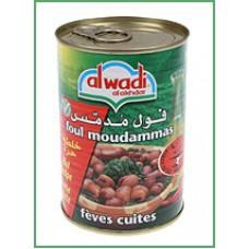 Foul Moudamas Hot Alwadi 15oz