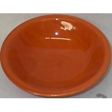 Hummos Plate Orange