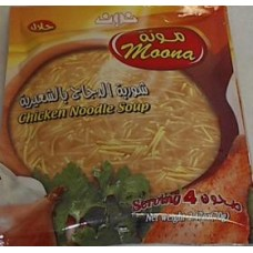 Moona Chicken Noodle Soup