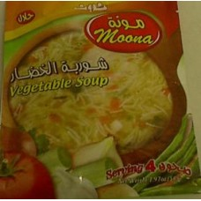 Moona Vegetable Soup
