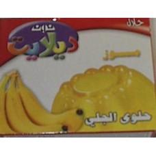 Noon Banana Jello