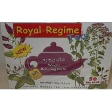 Royal regime 25 tea bags