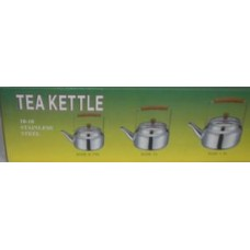 Tea Kettle 3 Pieces
