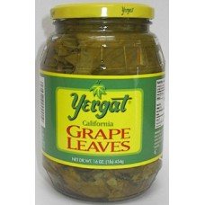 Grape Leaves Yergat 1 Lb