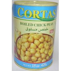 Cortas Chick Peas 15oz