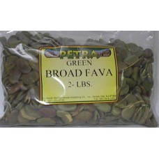 Green Broad Fava 2 Lb
