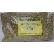 Green Lentils Large 2 Lbs