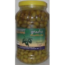 Lebanese Green Olives 2 Kg