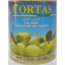Fig Jam Cortas 35 Oz