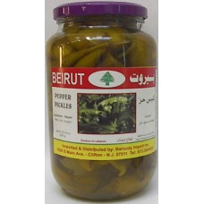 Pepper Pickles Beirut 30oz