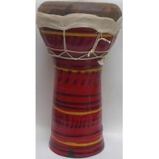 Drums Clay Medium