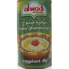 Baba Ghanough Alwadi 15 Oz
