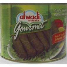 Grape Leaves Alwadi 4 Lbs