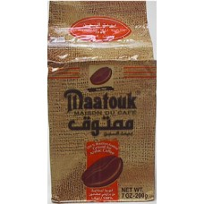 Maatouk Coffee Plain 7oz
