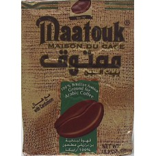 Maatouk Coffee W Card 16oz