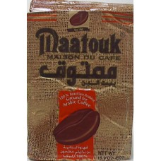 Maatouk Coffee Plain 16oz