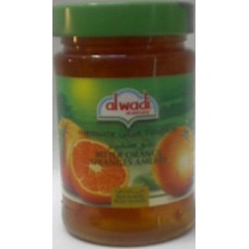 Alwadi Orange Marmalade 13oz