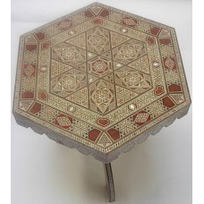 Mosaic Table Round