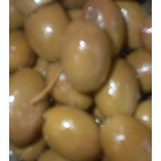 Green Olives Super Colossal 1 Lb