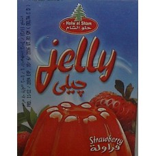 Jello Halal Strawberry 80 G
