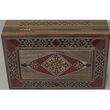 Mosaic Box 6.5x4 In