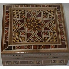 Mosaic Box 5x5 In