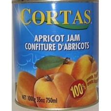 Cortas Apricot Jam 1 Kg