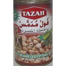Foul Tazah Egyptian 15 Oz