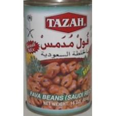 Foul Tazah Saudi Style 15 Oz