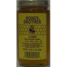 Honey Brother Comb 1 Lb