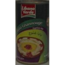 Baba Ghanouge Libano Verde 13 Oz