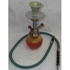 Lighted Hookah 10.5 Inch
