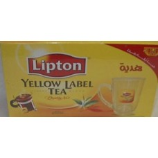 Lipton Yellow Label Tea 100 Bags